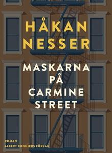 Maskarna på Carmine Street (e-bok) av Håkan Nes
