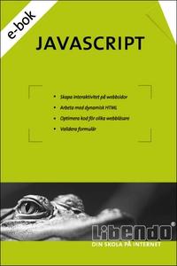 JavaScript (e-bok) av  Libendo Education, Liben