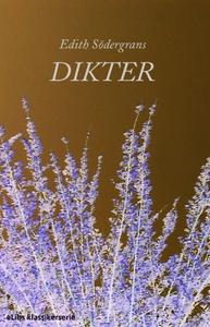 Edith Södergrans dikter (e-bok) av Edith Söderg