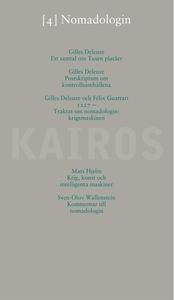 Nomadologin (e-bok) av Skriftserien Kairos, nr