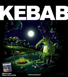 Kebab (e-bok) av Hans Lindström