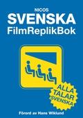 Nicos Svenska FilmReplikBok
