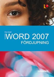 Word 2007 fördjupning (e-bok) av Eva Ansell