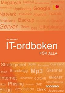 IT-ordboken för alla (e-bok) av Jan Malmstedt