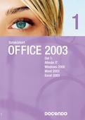 Datakörkort Office 2003 del 1 och 2