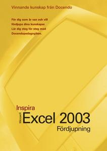 Microsoft Excel 2003 Fördjupning (e-bok) av Eva