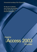 Microsoft Access 2003 Grunder