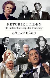 Retorik i tiden (e-bok) av Göran Hägg