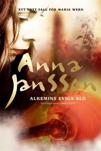Alkemins eviga eld (e-bok) av Anna Jansson