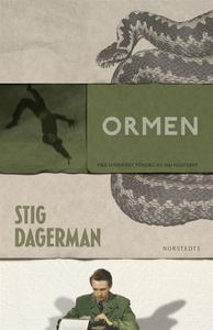 Ormen (e-bok) av Stig Dagerman