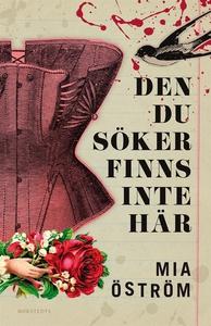 Den du söker finns inte här (e-bok) av Mia Östr