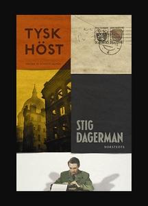 Tysk höst (e-bok) av Stig Dagerman