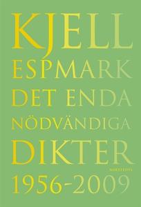 Det enda nödvändiga (e-bok) av Kjell Espmark