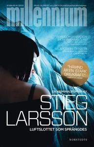 Luftslottet som sprängdes (e-bok) av Stieg Lars