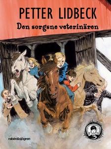 Den sorgsne veterinären (e-bok) av Petter Lidbe