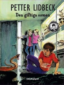 Den giftiga ormen (e-bok) av Petter Lidbeck
