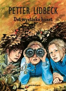 Det mystiska huset (e-bok) av Petter Lidbeck