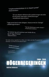 Högerregeringen (e-bok) av Andreas Johansen