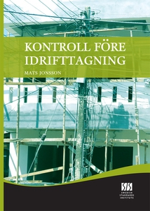 Kontroll före idrifttagning (e-bok) av Mats Jon
