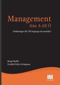 Management från A till Ö - Förklaringar till 15