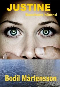 Justine - Raschans hämnd (e-bok) av Bodil Mårte