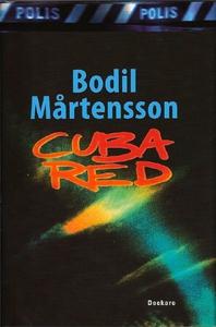 Cuba Red (e-bok) av Bodil Mårtensson
