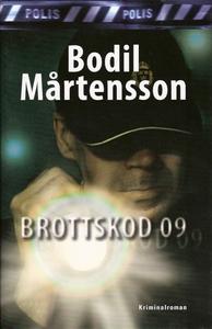 Brottskod 09 (e-bok) av Bodil Mårtensson