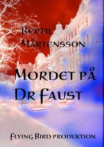 Mordet på Dr Faust (e-bok) av Bertil Mårtensson