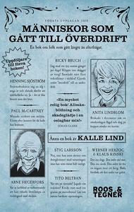 Människor som gått till överdrift (e-bok) av Ka