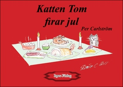Katten Tom firar jul