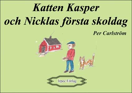 Katten Kasper och Nicklas första skoldag (e-bok