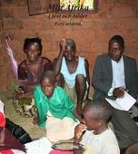 Mitt Afrika i text och bilder