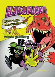 Elak & Pucko : Tidsresekalsongerna (e-bok) av F