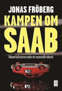 Kampen om Saab (e-bok) av Jonas Fröberg