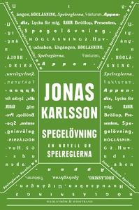 Spegelövning : En novell ur Spelreglerna (e-bok