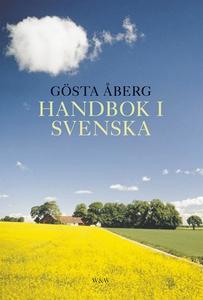 Handbok i svenska (e-bok) av Gösta Åberg