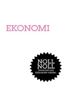 Ekonomi : Bubbel och Bubblor (e-bok) av Emanuel