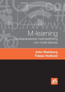 M-learning - Kunskapsbaserad marknadsföring och