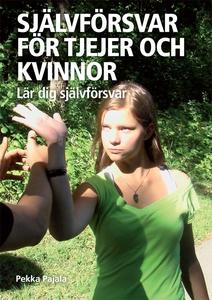 Självförsvar för tjejer och kvinnor (e-bok) av