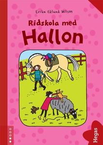 Hallon 2: Ridskola med Hallon (e-bok) av Erika