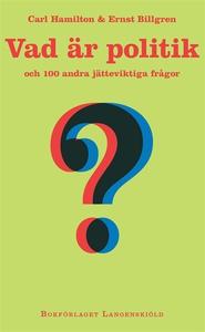 Vad är politik och 100 andra jätteviktiga frågo
