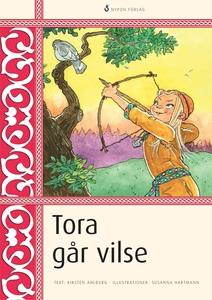 Tora går vilse (e-bok) av Kirsten Ahlburg