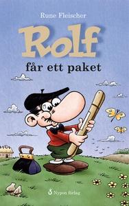 Rolf får ett paket (e-bok) av Rune Fleischer