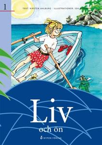 Liv och ön (e-bok) av Kirsten Ahlburg