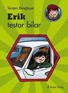 Erik testar bilar (e-bok) av Torsten Bengtsson