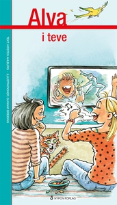 Alva i teve (e-bok) av Kirsten Ahlburg