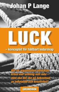 LUCK - konceptet för hållbart ledarskap (e-bok)