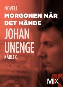 Morgonen när det hände (e-bok) av Johan Unenge