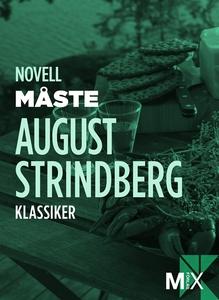 Måste (e-bok) av August Strindberg