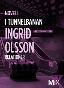 I tunnelbanan (e-bok) av Ingrid Olsson